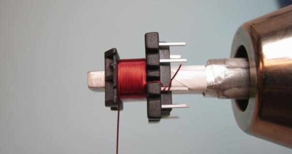 bobiner un transformateur 4
