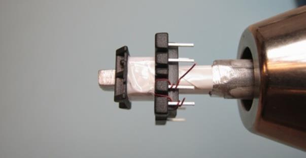 bobiner un transformateur 6