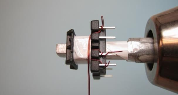 bobiner un transformateur 7