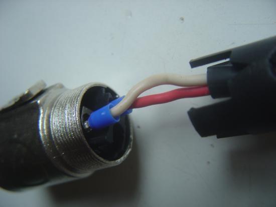branchement cable speakon pour enceinte 3