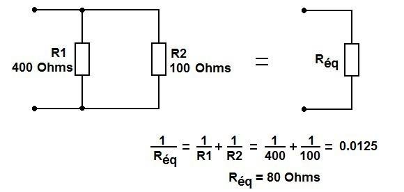 brancher deux resistances en serie ou parallele 3