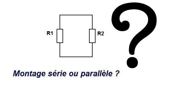 brancher deux resistances en serie ou parallele 4