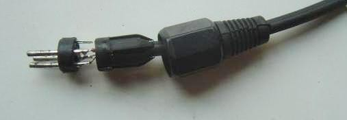 cable xlr jack micro realisation 7