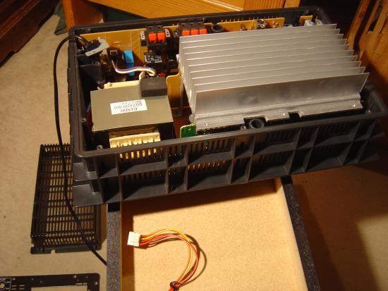 caisson de basse actif amplifie hifi 3
