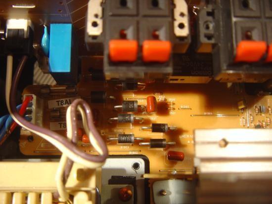 caisson de basse actif amplifie hifi 4