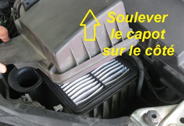 changer filtre a air mazda 6 3
