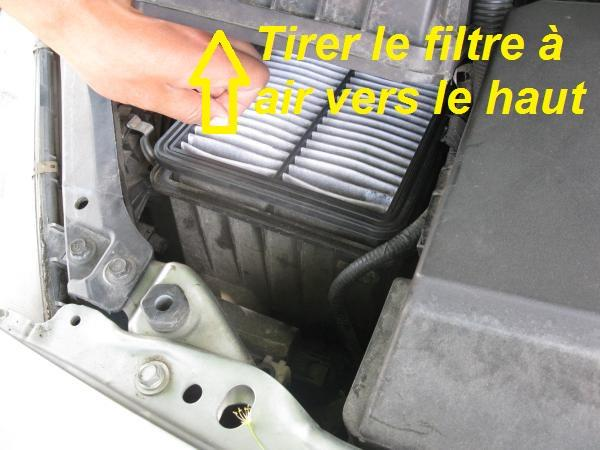 changer filtre a air mazda 6 4