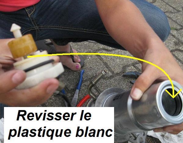 changer filtre gasoil mazda 6 11