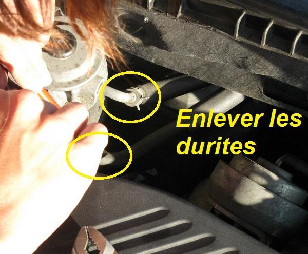changer filtre gasoil mazda 6 3