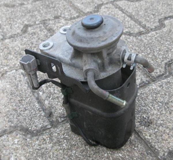 changer filtre gasoil mazda 6 4