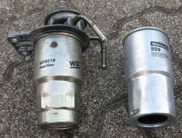 changer filtre gasoil mazda 6 6
