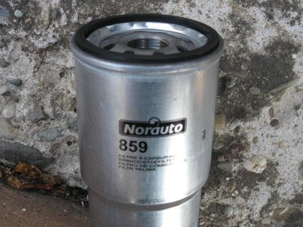 changer filtre gasoil mazda 6 8