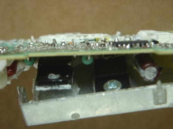 chargeur de pc portable 19v 120w composants 3