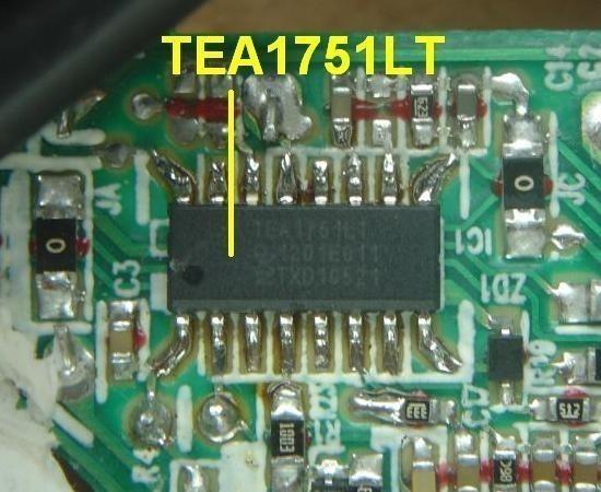 chargeur de pc portable 19v 120w composants 4