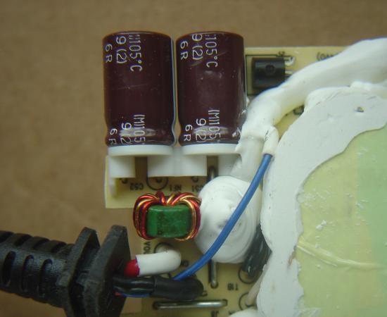 chargeur de pc portable 19v 120w composants 6