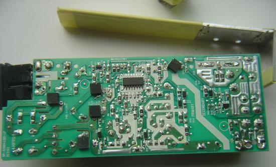 chargeur de pc portable 19v 90w composants 3