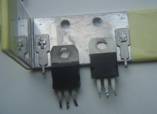 chargeur de pc portable 19v 90w composants 7