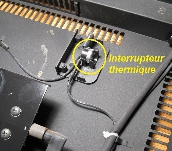 chauffage electrique 1000w puissance et principe 2