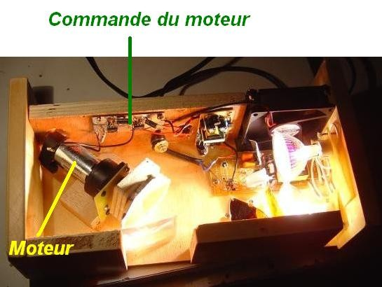 commande de moteur pour jeu de lumiere schema 5