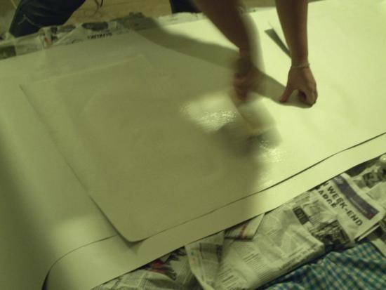 comment poser du papier peint 4