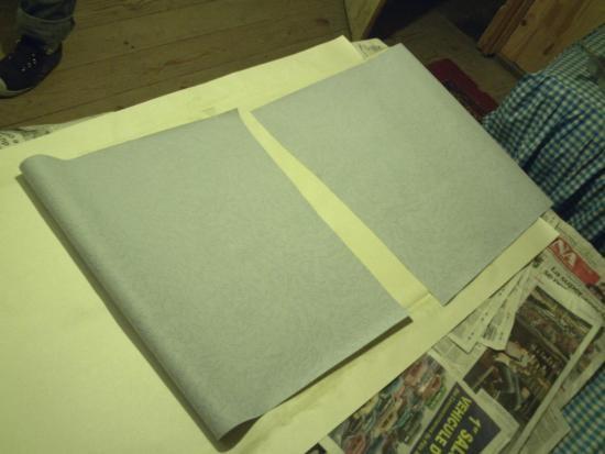 comment poser du papier peint 6