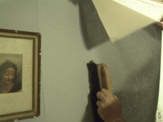 comment poser du papier peint 7