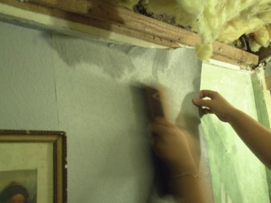 comment poser du papier peint 8