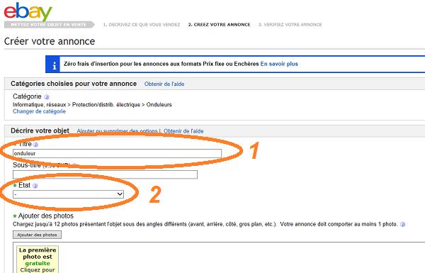 comment vendre sur ebay 4