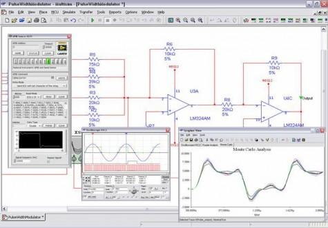 Conception de produits industriels en électronique