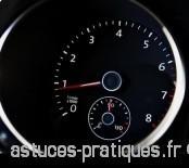 consommation horaire l h au ralenti 0