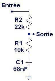 correcteur de basses schema ultra simple 0