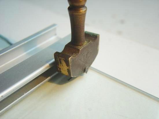 couper du verre avec un diamant 4