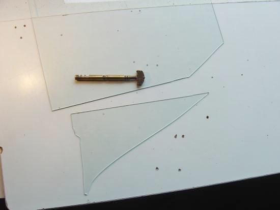 couper du verre avec un diamant 9