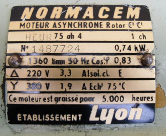 couplage etoile ou triangle moteur asynchrone 6