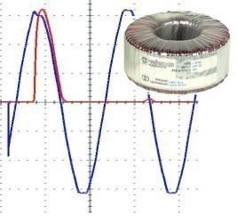 courant d appel d un transformateur torique 0