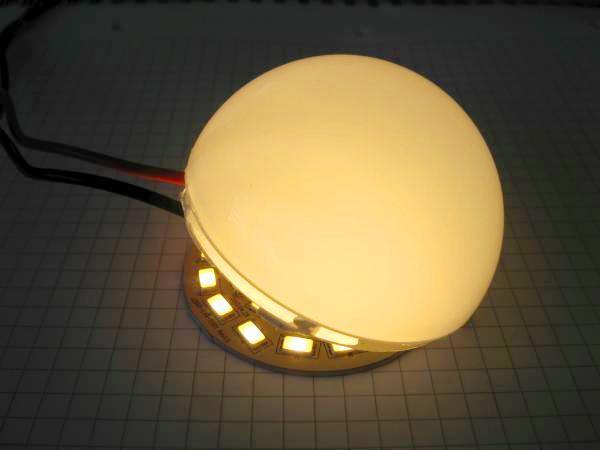 demonter une ampoule led 7