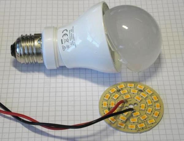 demonter une ampoule led 8