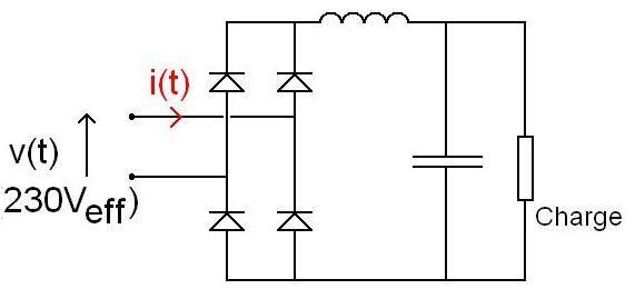 facteur de puissance correction passive 3