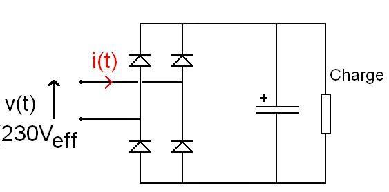 facteur de puissance correction passive 0