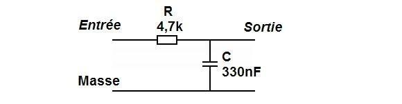 filtre actif pour caisson de basse ultra simple 1