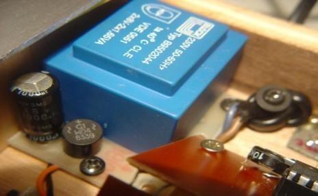 filtre passe bas d ordre 8 audio avec max7400 3