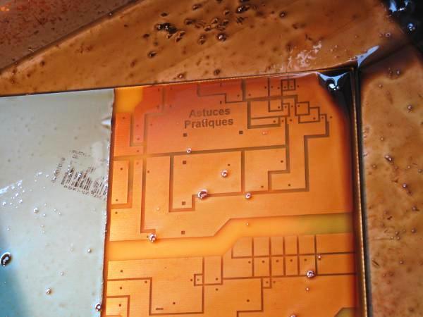 graver rapidement un circuit imprime sans insoleuse 5