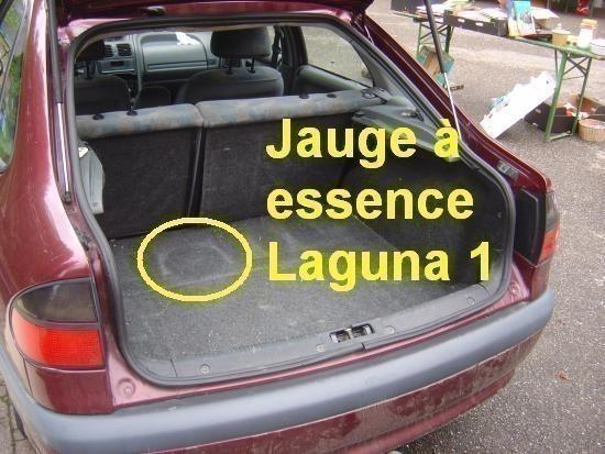 jauge a essence laguna 1 deconnexion 0