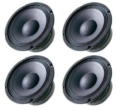 l impedance d un haut parleur 1