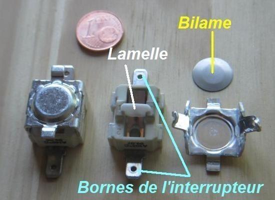l interrupteur thermique fonctionnement 4
