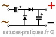 La diode: Elevateur de Greinacher