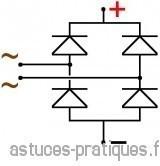 la diode pont de graetz 0