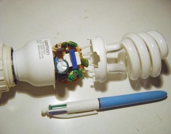 lampe basse consommation principe 1