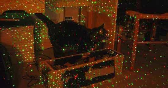 laser twinkling vert 50mw et rouge 150mw 14
