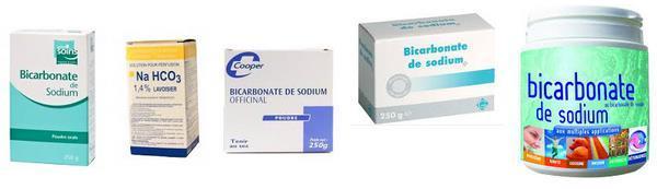 le bicarbonate de soude proprietes 2